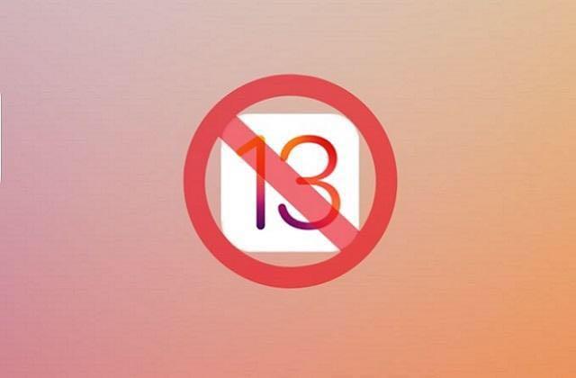 IOS13最新万能屏蔽系统升级去设置小红点的方法